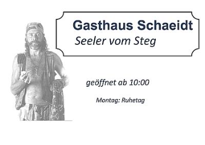 Gasthaus Seeler am Steg